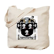 Kennedy Coat of Arms Tote Bag
