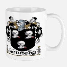 Kennedy Coat of Arms Mug