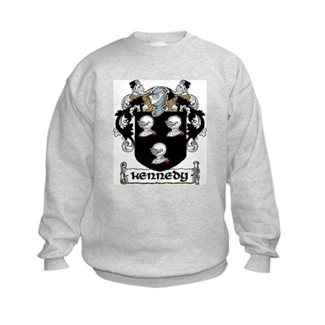 Kennedy Coat of Arms Kids Sweatshirt