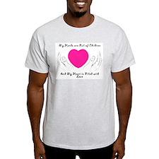 Hands Full, Heart Filled T-Shirt