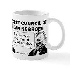 SCAN Swag Mug