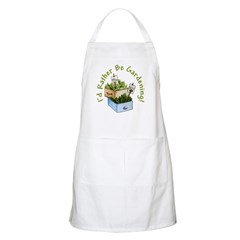 I'd Rather Be Gardening Apron