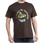 I'd Rather Be Gardening Dark T-Shirt