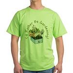 I'd Rather Be Gardening Green T-Shirt