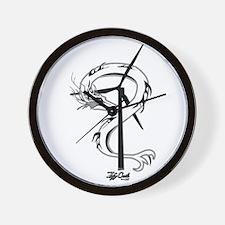 Zephyr Castle Dragon Clock