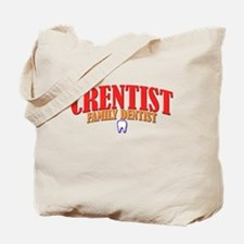 Crentist Dentist Tote Bag