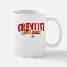 Crentist Dentist Mug