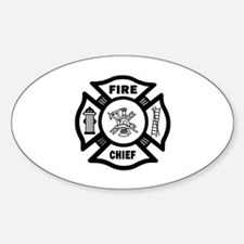 Fire Chief Decal