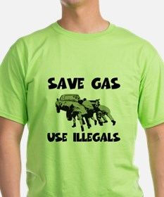 Right Wing funny gas prices T-Shirt