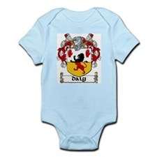 Daly Coat of Arms Infant Bodysuit