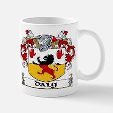 Daly Coat of Arms Mug