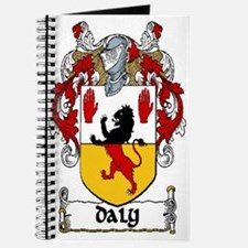 Daly Coat of Arms Journal
