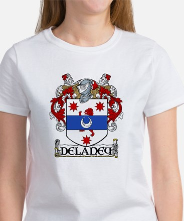 Delaney Coat of Arms Women's T-Shirt