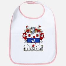 Delaney Coat of Arms Bib