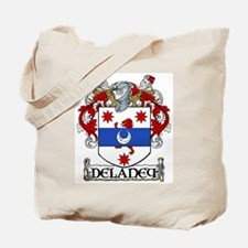 Delaney Coat of Arms Tote Bag