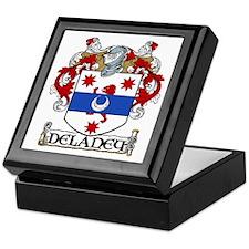 Delaney Coat of Arms Keepsake Box