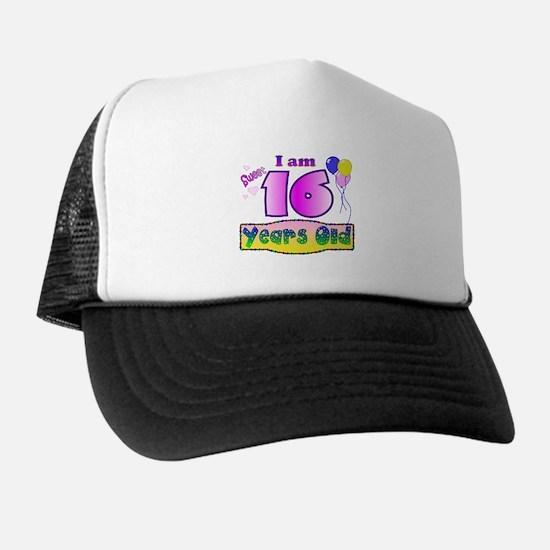 Sweet 16 Birthday Hat