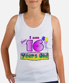 Sweet 16 Birthday Women's Tank Top