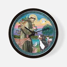 St Francis/Bernese Wall Clock