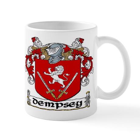 Dempsey Coat of Arms Mug
