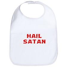 Hail Satan Bib