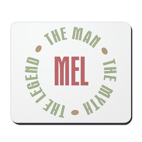 Mel Man Myth Legend Mousepad