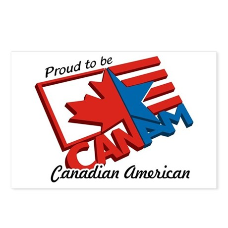 """""""CANAM"""" Postcards (Package of 8)"""