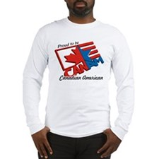"""CANAM"" Long Sleeve T-Shirt"