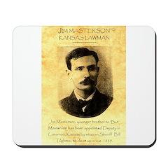 Jim Masterson Mousepad