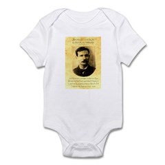 Jim Masterson Infant Bodysuit