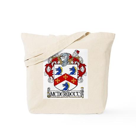 McDermott Coat of Arms Tote Bag
