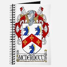 McDermott Coat of Arms Journal