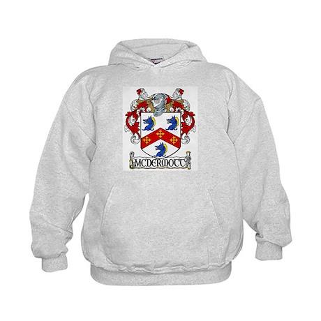McDermott Coat of Arms Kids Hoodie