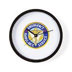 Emergency Ambulance Wall Clock