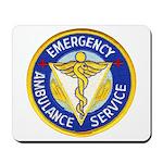 Emergency Ambulance Mousepad