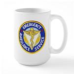 Emergency Ambulance Large Mug