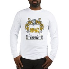 Devine Coat of Arms Long Sleeve T-Shirt