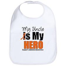 Leukemia Hero (Uncle) Bib