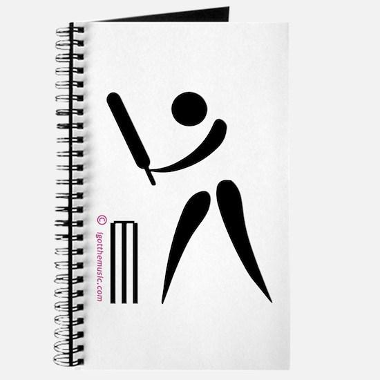 Cricket Black Journal