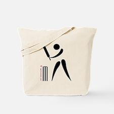 Cricket Black Tote Bag