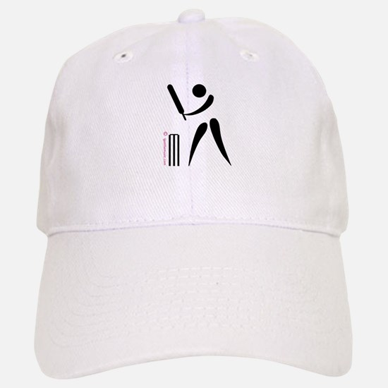 Cricket Black Baseball Baseball Cap