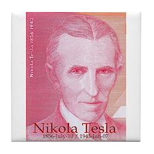 Tesla-2 Tile Coaster