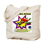 Sea Turtle School Tote Bag