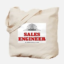 Oilfield Sales Engineer Tote Bag