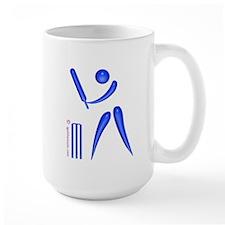 Cricket Blue Mug