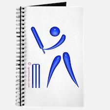 Cricket Blue Journal