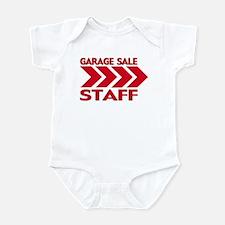 Garage Sale Infant Bodysuit