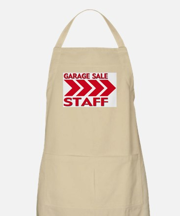 Garage Sale BBQ Apron