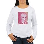 Tesla-2 Women's Long Sleeve T-Shirt