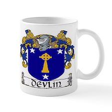 Devlin Coat of Arms Mug